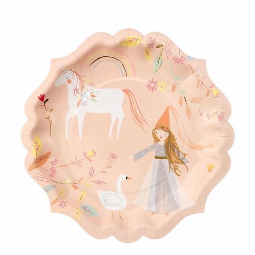 Magic Princess Plate (Large)