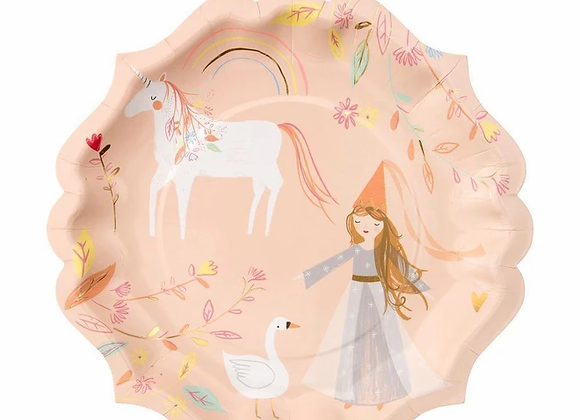 Magic Princess Plate (Large)