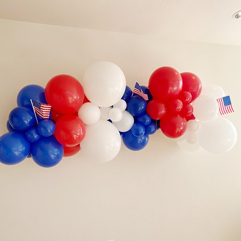 4th of July Pick up Garland
