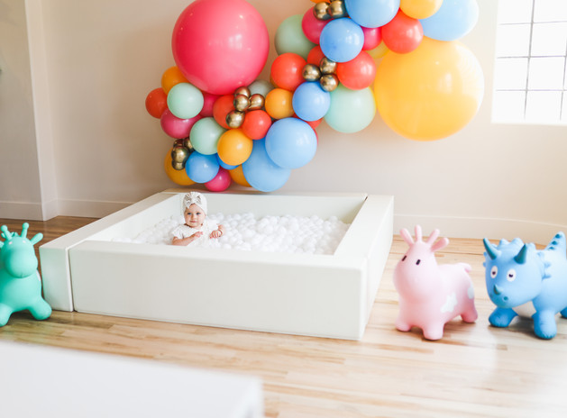 Add Ball Pit Rental to your Party