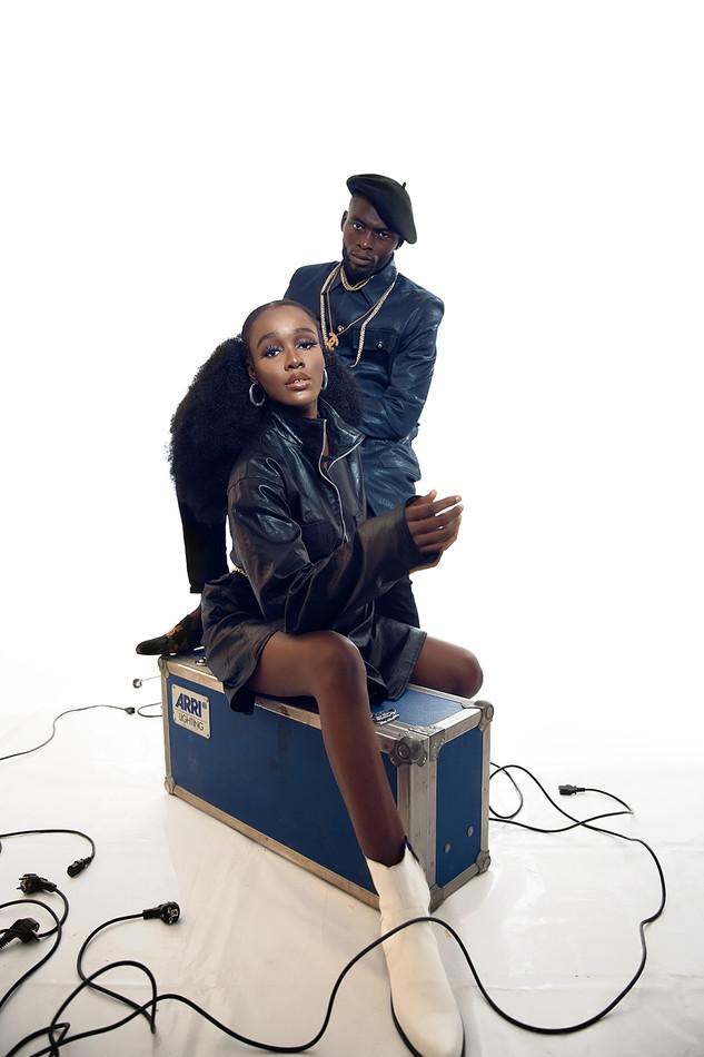 Ifeoma & Femi