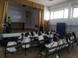 Conferenza Scherma Susanna Batazzi
