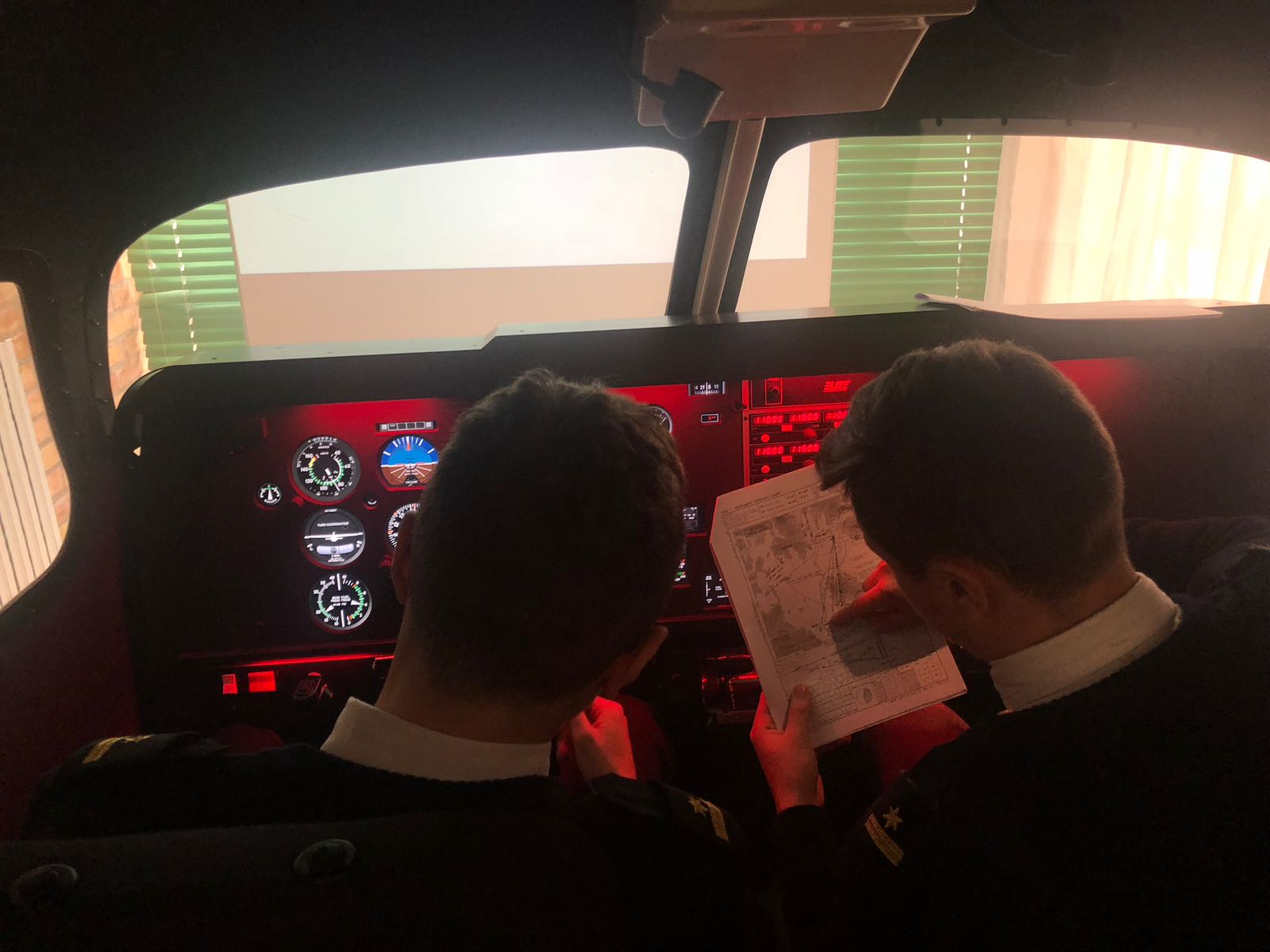 Flight Chart