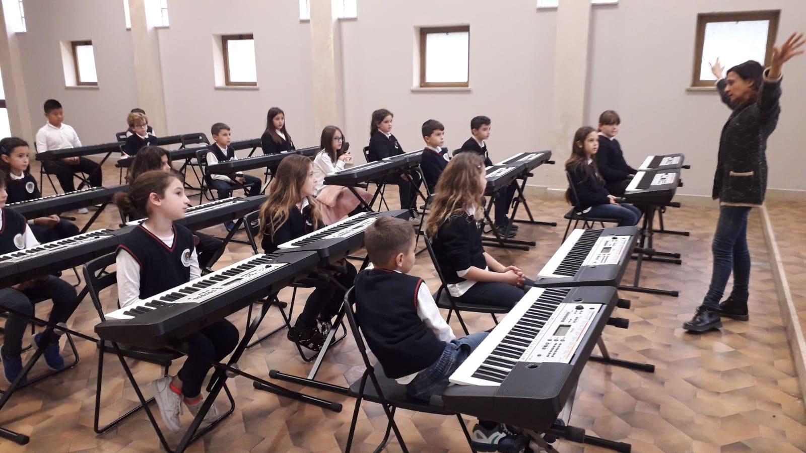 """Progetto """"Musica per Tutti"""""""