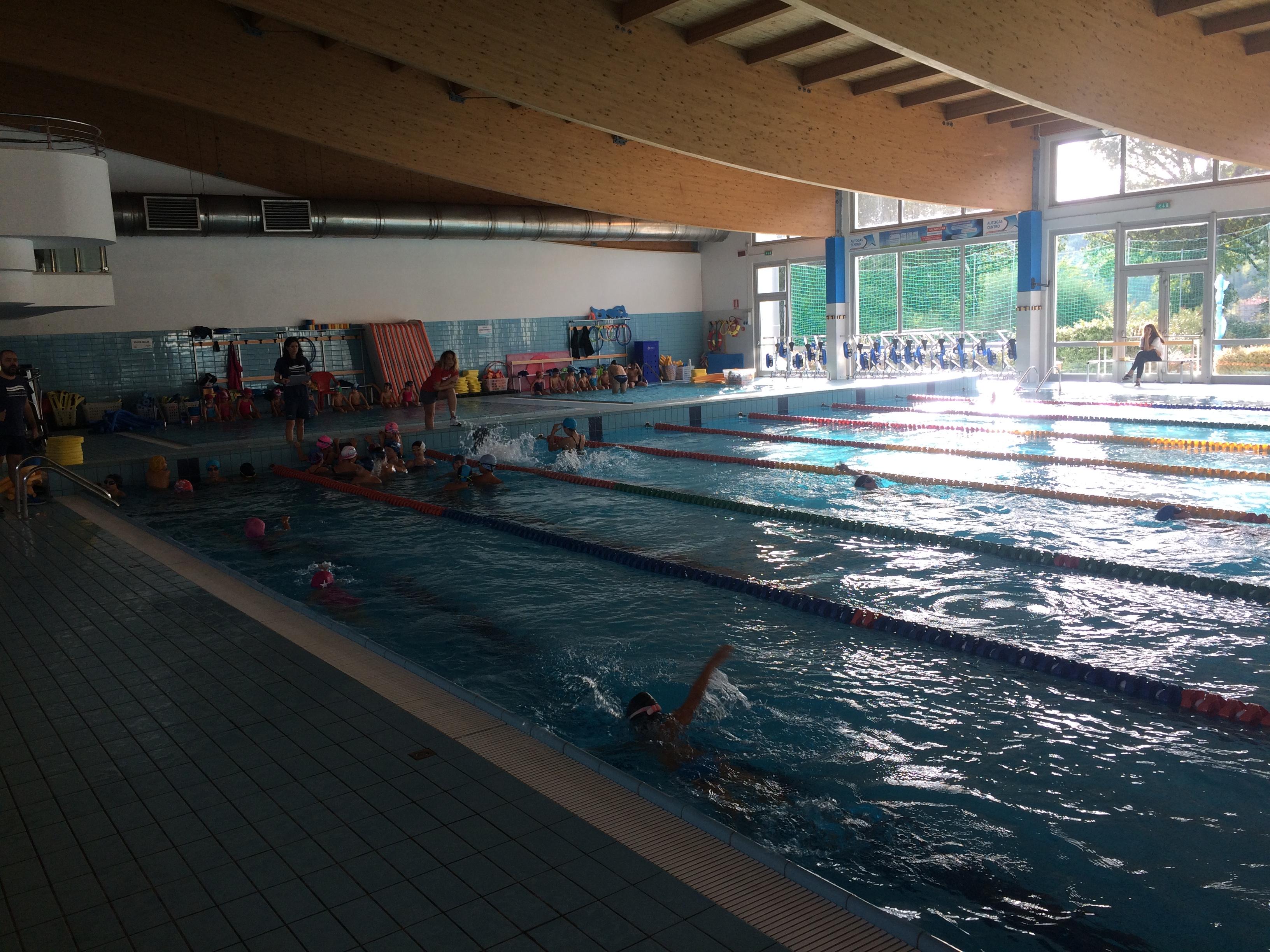 Progetto Sport... in Piscina
