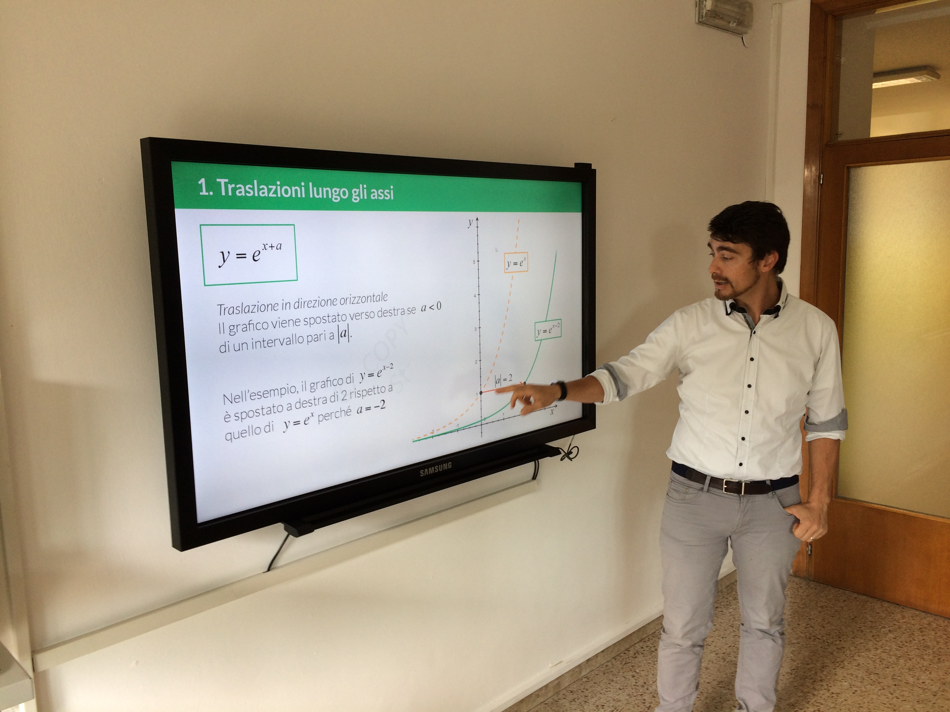 Monitor Touch in ogni classe!