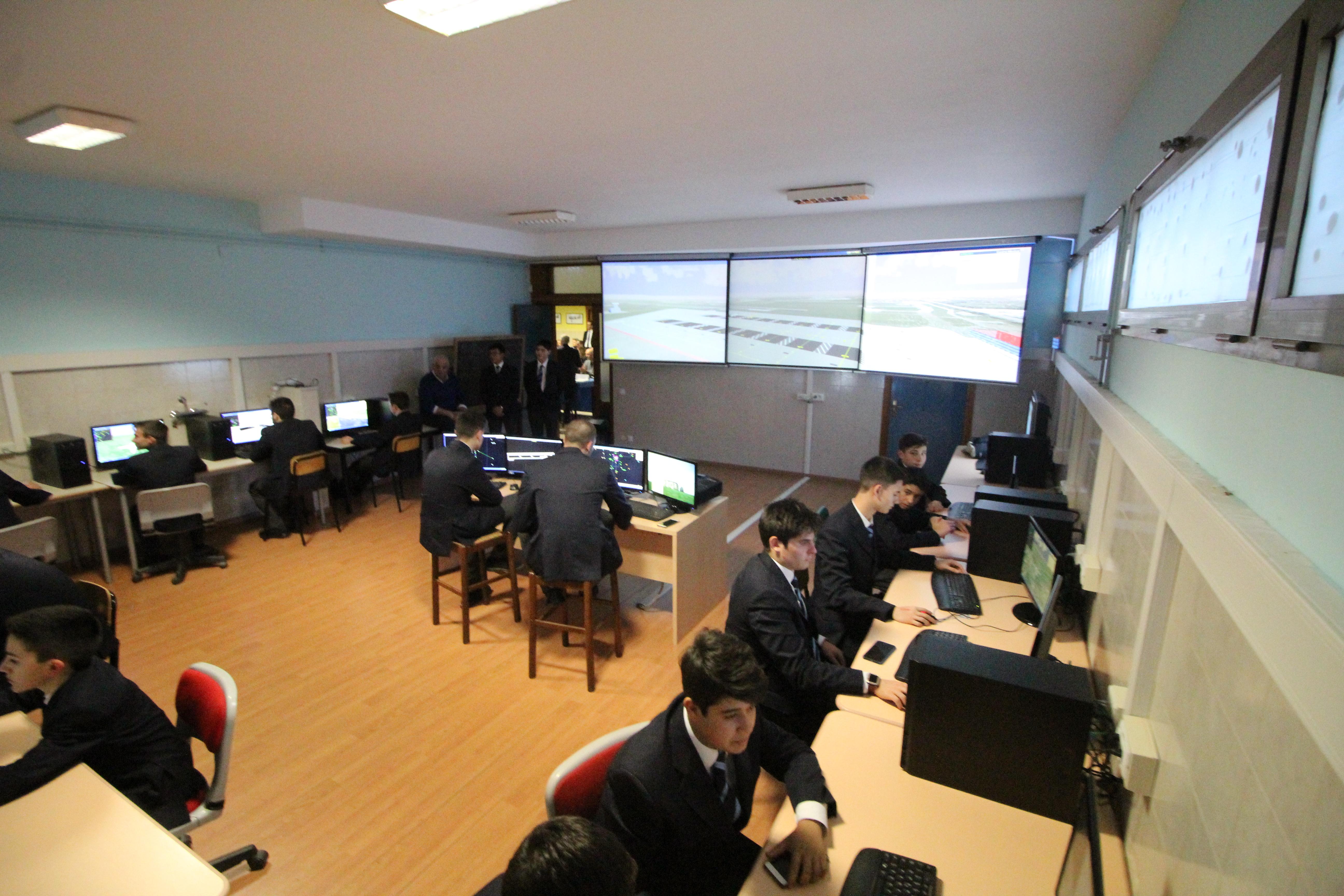 Simulatore Di Torre