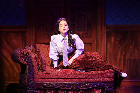 Maxwell Porterfield Eliza Doolittle I Could Have Danced All Night