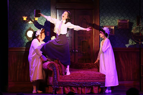 Maxwell Porterfield Eliza Doolittle My Fair Lady I Could Have Danced All Night