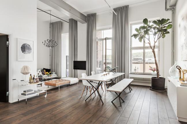 Why choose hardwood floors?