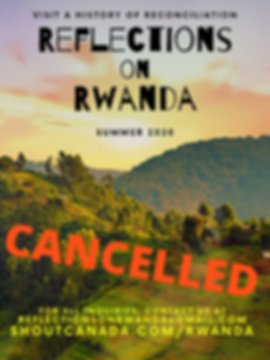 Reflections on Rwanda english Poster 202