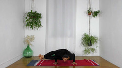 La pratica con Astavakrasana (no en La S