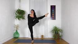 Intermedio alto - squats & balance_Momen