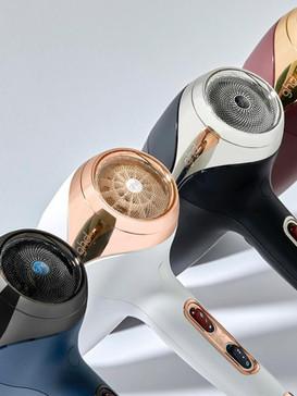 GHD range of hair dryers