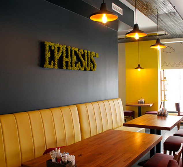 Ephesus Cafe & Brasserie