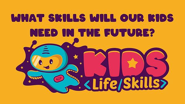Kids Life Skills - ICT Spring 2020 banne