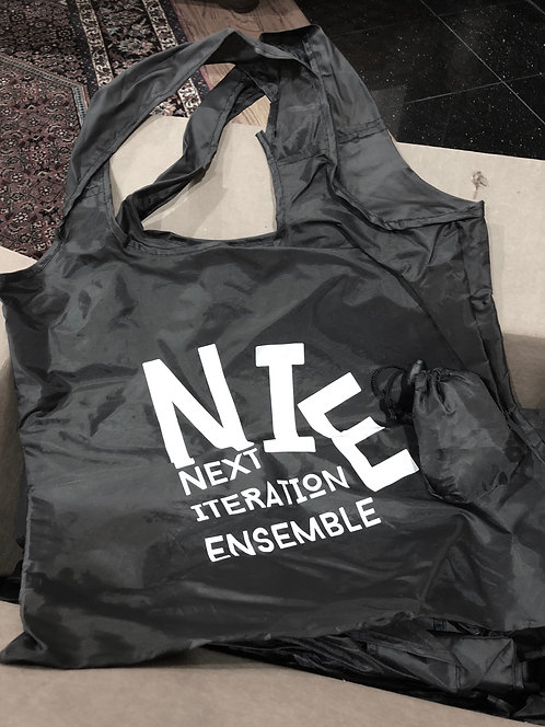 NIE TOTE BAG IN A POUCH