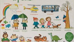 1000 words in Spanish