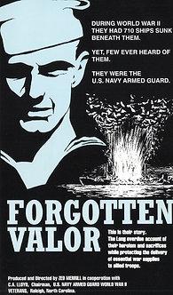 Forgotten Valor DVD