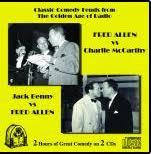 Fred Allen vs. Charlie McCarthy and Jack Benny