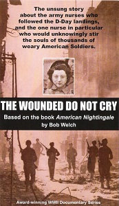 The Wounded do not Cry DVD