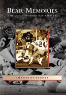 Bear Memories: The Chicago-Green Bay Rivalry, by Beth Gorr