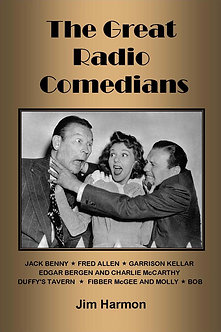 The Great Radio Comedians, by Jim Harmon