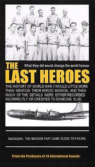 The Last Heroes DVD