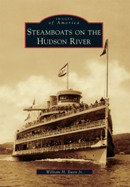 Steamboats on the Hudson River, by William H. Ewen Jr