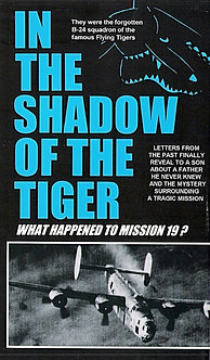 In the Shadow of the Tiger DVD
