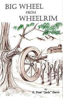 "Big Wheel From Wheelrim, by E. Paul ""Jack"" Davis"