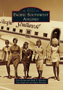 Pacific Southwest Airlines, by Alan Renga & Mark E. Mentges