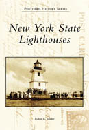 New York State Lighthouses, by Robert G. Müller Title