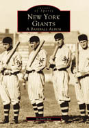 New York Giants: A Baseball Album, by Richard Bak