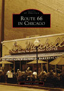 Route 66 in Chicago, by David G. Clark