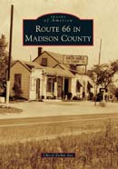 Route 66 in Madison County, by Cheryl Jett