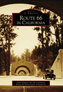 Route 66 in California, by Glen Duncan