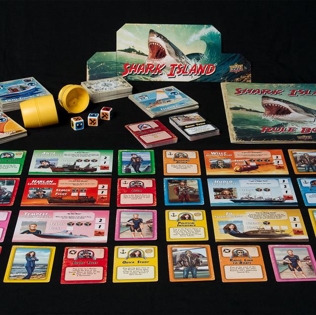 SHARK ISLAND GAME