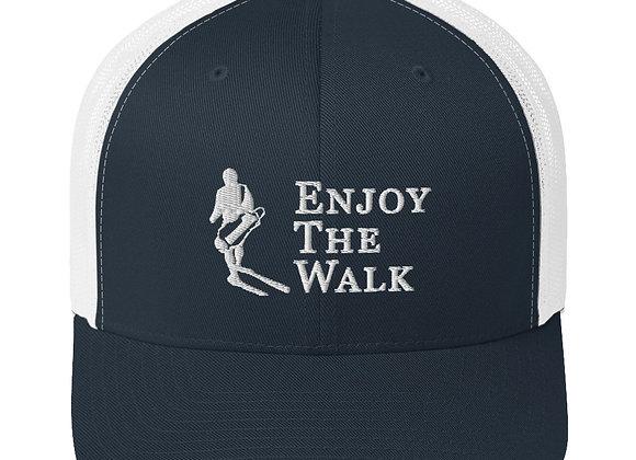 Enjoy The Walk - OG Trucker Cap