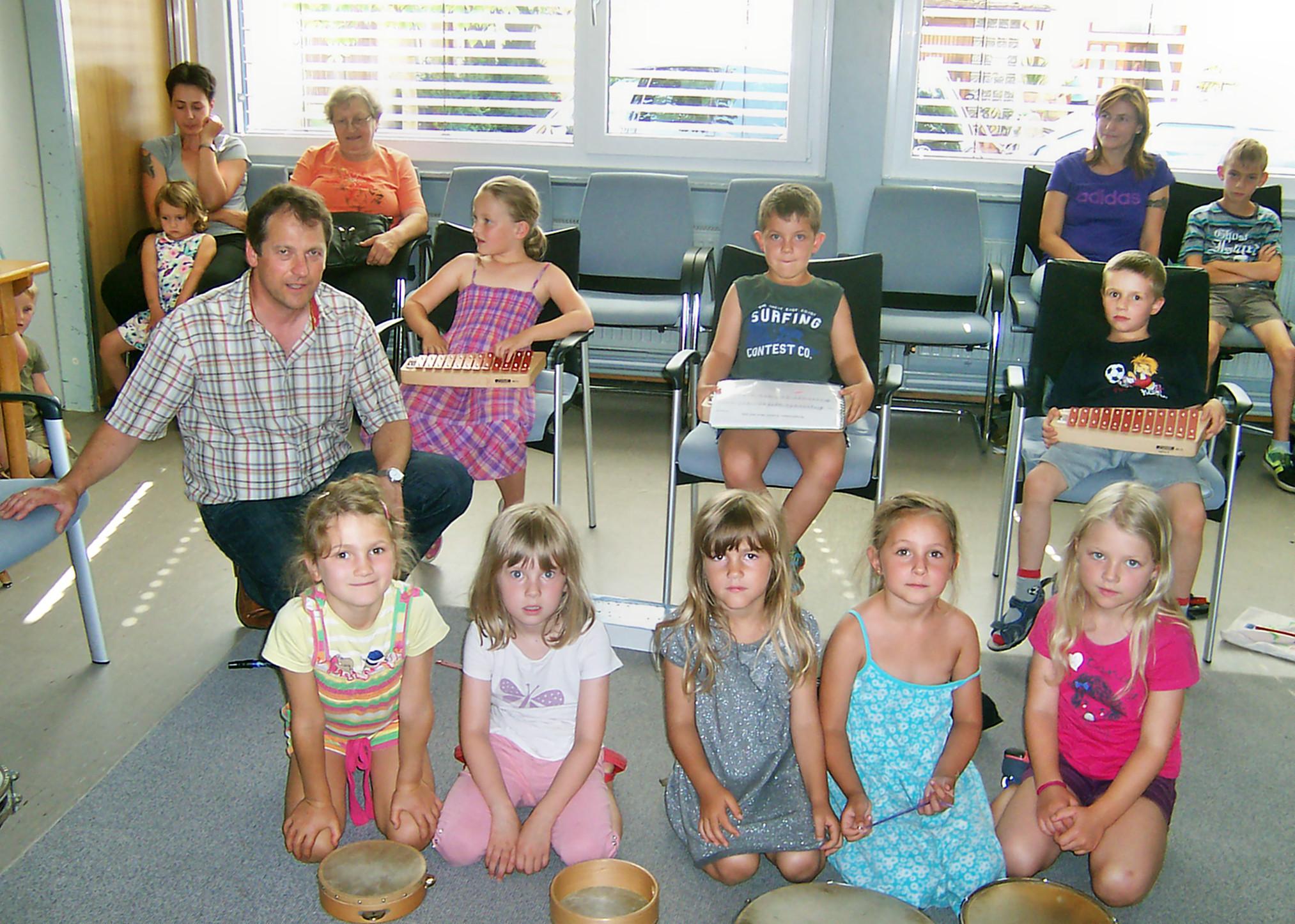 Musikschule Hahnenkamm