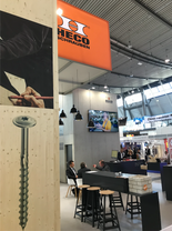 HECO Messestand