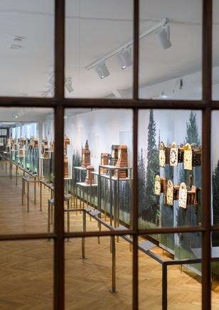Junghans Terrassenbau Museum