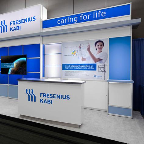 Fresenius Kabi Conference Booth