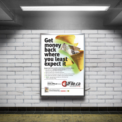 UFile Transit Posters
