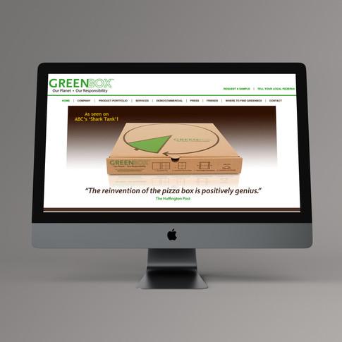 GreenBox Website