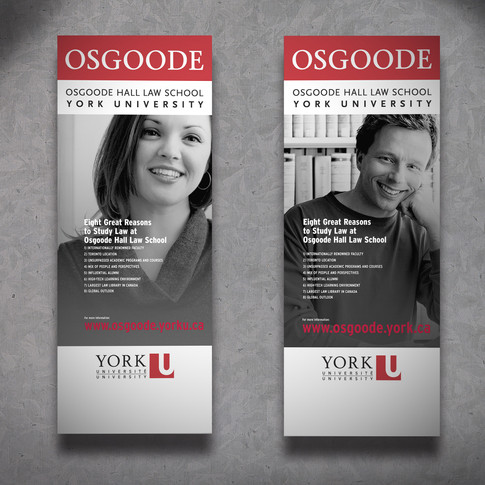 Osgoode Recruitment Posters