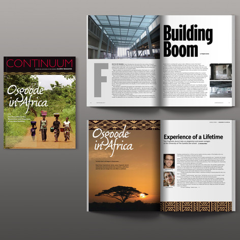 Osgoode Continuum Magazine