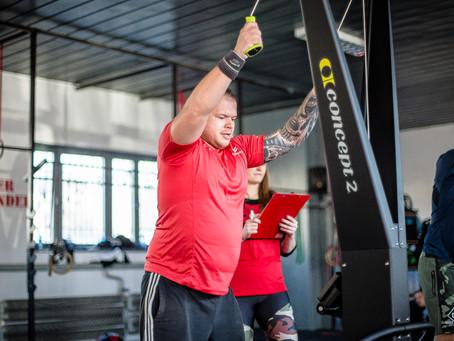 8 powodów dla których warto trenować CrossFit