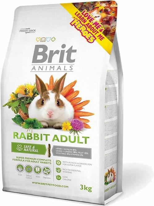 Brit Rabbit  Adulto 3kg