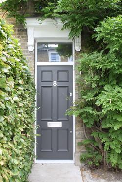Wood Green - outside door 01